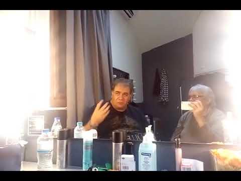 Δημήτρης Σταρόβας - Toc Toc πάλι - Συνέντευξη stellasview.gr