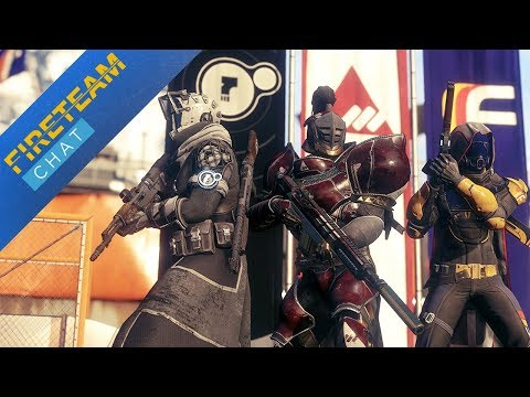 Destiny 2 Faction Rallies and How To Make Everything Better - Fireteam Chat Ep. 130