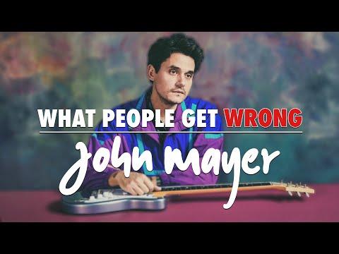 The Misunderstood Genius of John Mayer