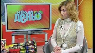Как выбрать фейерверки  Фрагмент ТВ передачи 11 го канала 2006 г