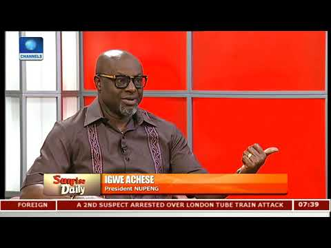 No Labour Centre In Nigeria Has Gone Through Rigorous Process Like ULC - Igwe Achese