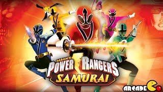 Power Rangers Samurai ALL New Gameplay 2014 - Power Rangers Game For Kids