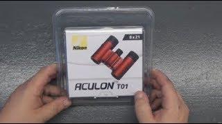 Nikon Aculon T01 Binoculars