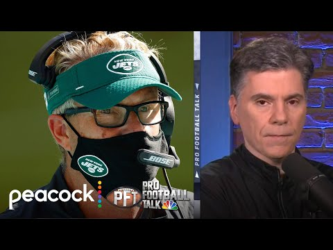 Jets had no choice but to move on from Gregg Williams | Pro Football Talk | NBC Sports