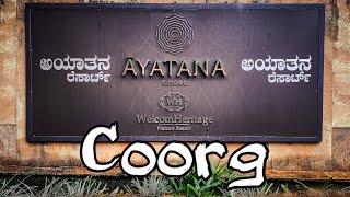 Ayatana Coorg Nature Resort   A Travelogue 2021 Pet Friendly Coorg's Finest \u0026 Luxury Resort