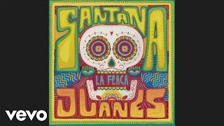 Santana - La Flaca (Audio) ft. Juanes