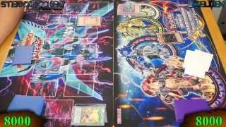 Sternzeichen vs. Helden - Runde 2 (Yu-Gi-Oh! - Duell / April 2015 Format)
