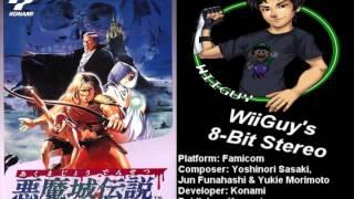 Akumajou Densetsu (FC) Soundtrack - 8BitStereo