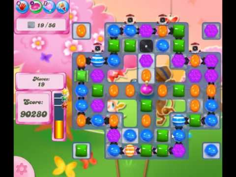 Candy Crush Saga Level 2475 - NO BOOSTERS