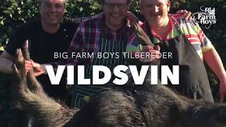 VILDSVIN UDSKÆRES - Big Farm Boys