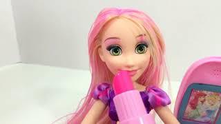 Disney Princess ROYAL BOUTIQUE PURSE SET & Surprise Eggs Toys | itsplaytime612