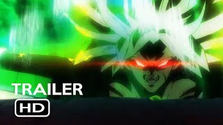 Dragon Ball Super Broly Movie (2019) - Official Japanese Trailer #1