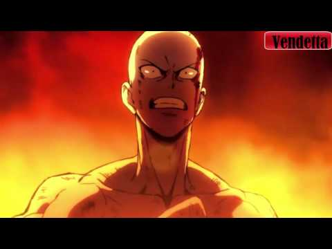 One Punch Man  (AMV) -  Skillet - Monster