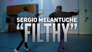 "Justin Timberlake ""FILTHY"" choreography by SERGIO MELANTUCHE"