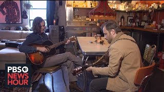 What The Black Keys Dan Auerbach is doing in Nashville YouTube Videos