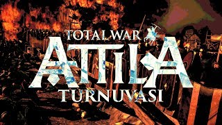 Total Warcılar Total War Attila Turnuvası - Final Maçı