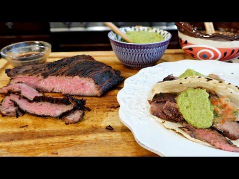 Mexican Street Tacos  (Tacos De Carne Asada)   Asada Tacos Recipe