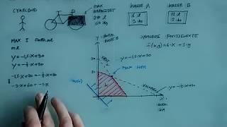 Lineær programmering Anvendelse del 3