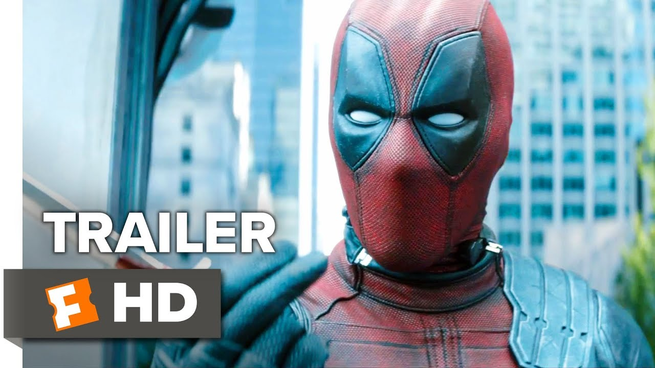 Deadpool 2 Final Trailer | Movieclips Trailers