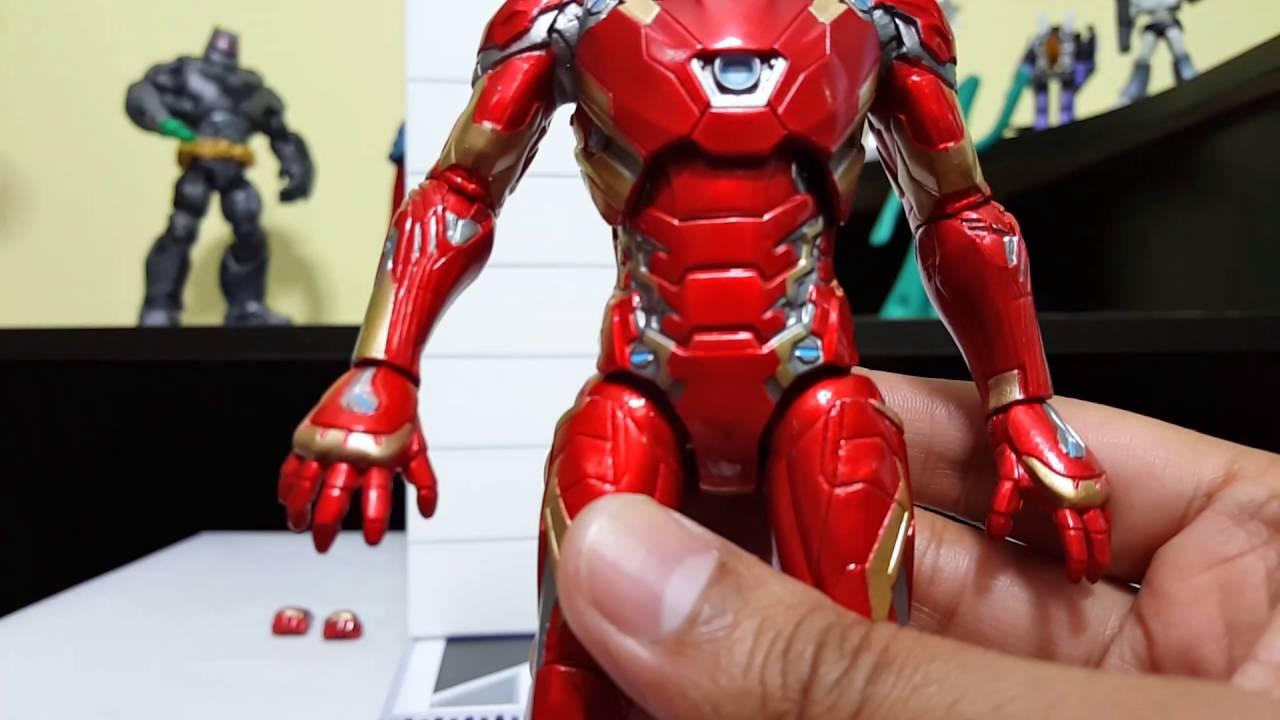 Avengers infinity war iron man vs thanos - 1 10