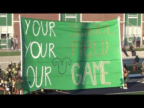 8.18.17 Grayson Rams vs. Douglas County Tigers  Scrimmage (Varsity HS Football) - Douglasville, GA