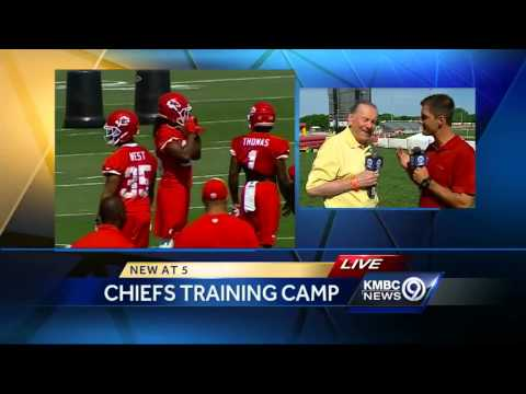 Len Dawson reminisces on his days at training camp