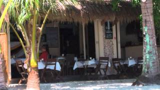 MALAPASCUA ISLAND PHILIPPINES - ANGELINA RESTAURANT AND ROOMS HD 2010 (CEBU PHILIPPINES)