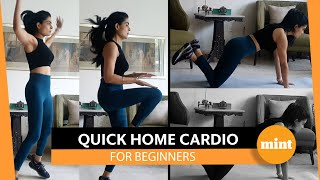 A 10-min cardio routine for beginners