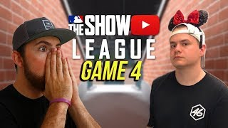 GREATEST COMEBACK EVER vs. Koogs46!? MLB The Show League   Game 4
