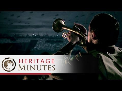 Heritage Minutes: Juno Beach