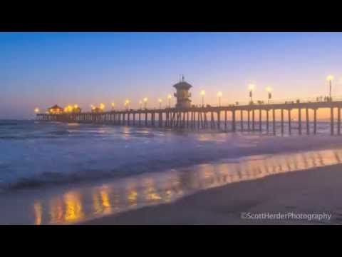 A Day in Huntington Beach (Surf City)