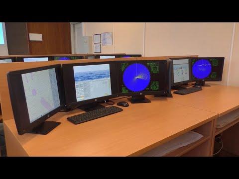 Відкриття навігаційного тренажеру в інституті ВМС НУ «ОМА»