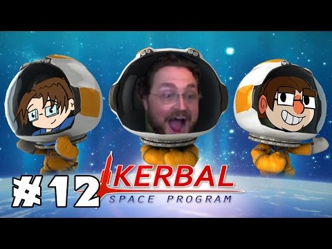 I'M INCLINED TO LAUNCH SATELLITES | Kerbal Space Program: Career Mode | Ep. 12