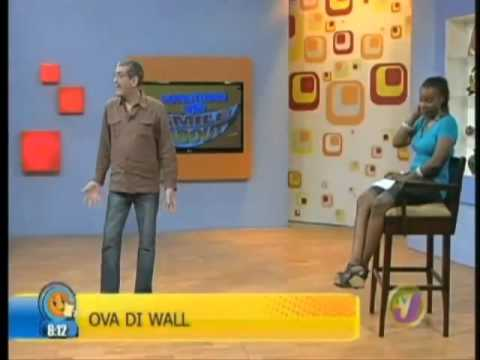 DANIEL STURRIDGE DANCING ON DAYTIME JAMAICAN TV SPORTINGFORM
