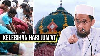 KHUTBAH: Rizeki di Hari Jum'at - Ustadz Adi Hidayat LC MA