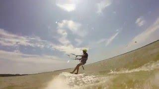go pro kite surf hourtin