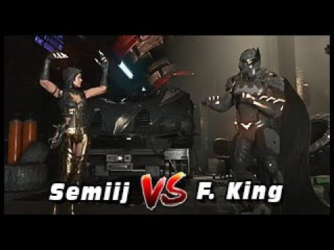 Thumbnail: Injustice 2: WOTG - Finale - TOP 8 - Semiij (Catwoman) Vs Forever King (Batman)