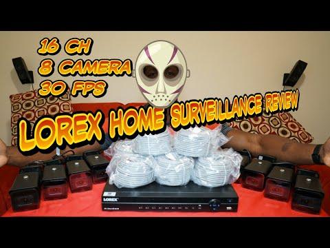 Best Lorex home surveillance system review