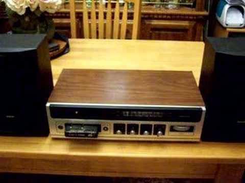Vintage 8 Track Am Fm Receiver Soundesign Ebay - YT
