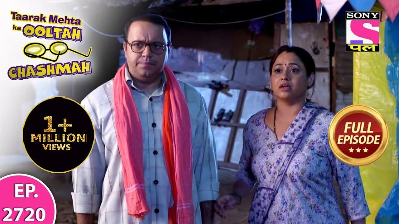 Taarak Mehta Ka Ooltah Chashmah | तारक मेहता का उल्टा चश्मा | Episode 2720 |  12th June, 2021