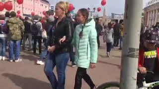 В Улан-Удэ прошел митинг против повышения пенсионного возраста