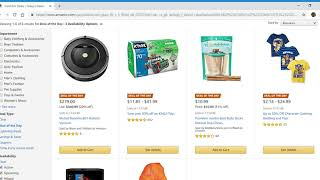 Preview 2 Today's Deals On Amazon 11/1/18
