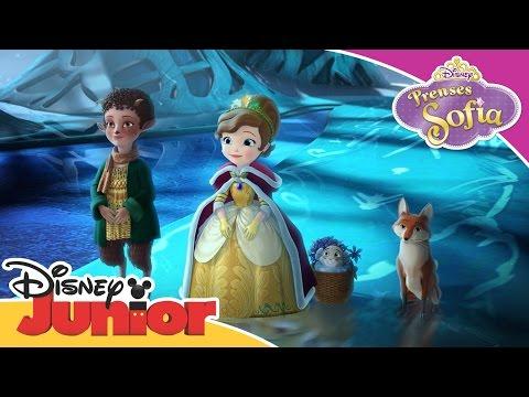 Prenses Sofia ile Sihirli Anlar - Buz Dokunuşu