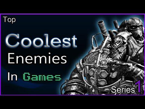 Top 30 Coolest Enemies In Games [SERIES 1]
