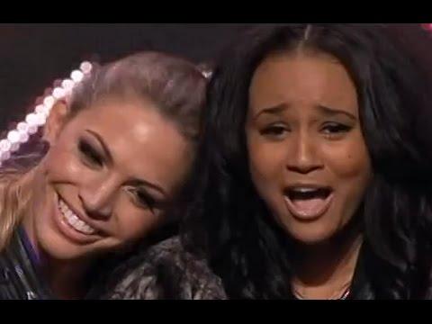 2 Girls ROCKING the WILD ONE :)