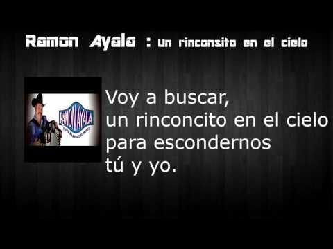 Un rinconcto en el cielo- Ramon Ayala + letra
