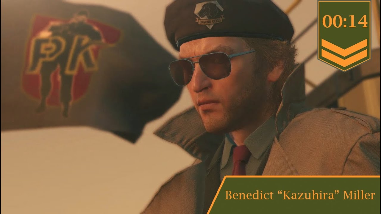Mgsv The Phantom Pain Benedict Kazuhira Miller Youtube Kazuhira miller (カズヒラ・ミラー, kazuhira mirā), also known as mcdonell benedict miller and master miller, was the subcommander of both the militaires sans frontières and diamond dogs, and later, the survival trainer of foxhound. youtube