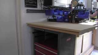 Reloading Bench Upgrades - Make A Bigger Solid Work Surface