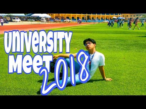 UNIVERSITY MEET 2018- NEUST | Philippines