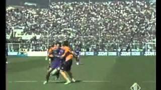 Fiorentina - Roma 1-1 (Toni, Cufrè) 2005/2006